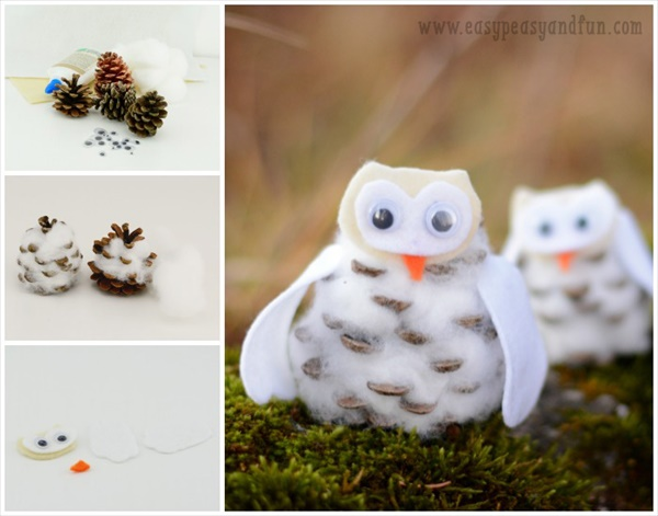 winter craft 10 Winter Craft Ideas To Make Your Home More Beautiful
