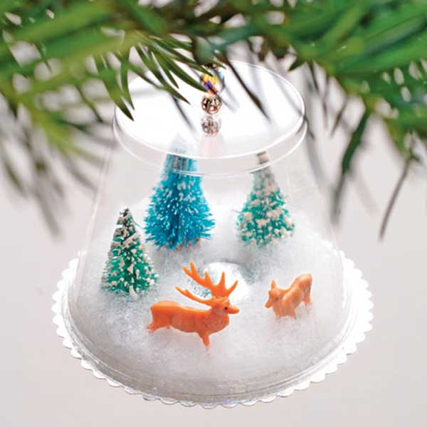 Christmas Crafts Ideas To Make Part - 24: Winter Craft 3 Winter Craft Ideas To Make Your Home More Beautiful