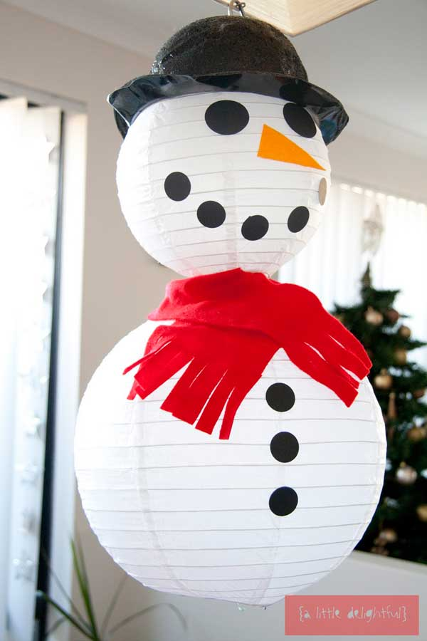 winter craft 4 15 lovely winter craft ideas to make your home more beautiful