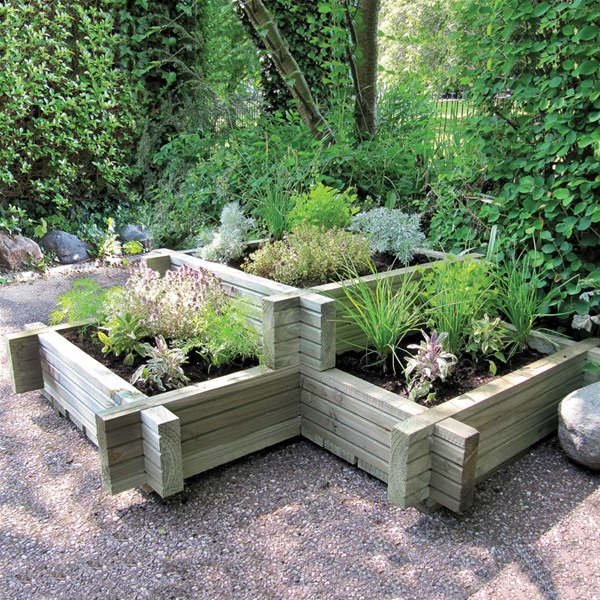 12 Outstanding Diy Planter Box Plans Designs And Ideas: 15 Outstanding DIY Wooden Planters You Can Make Your Own