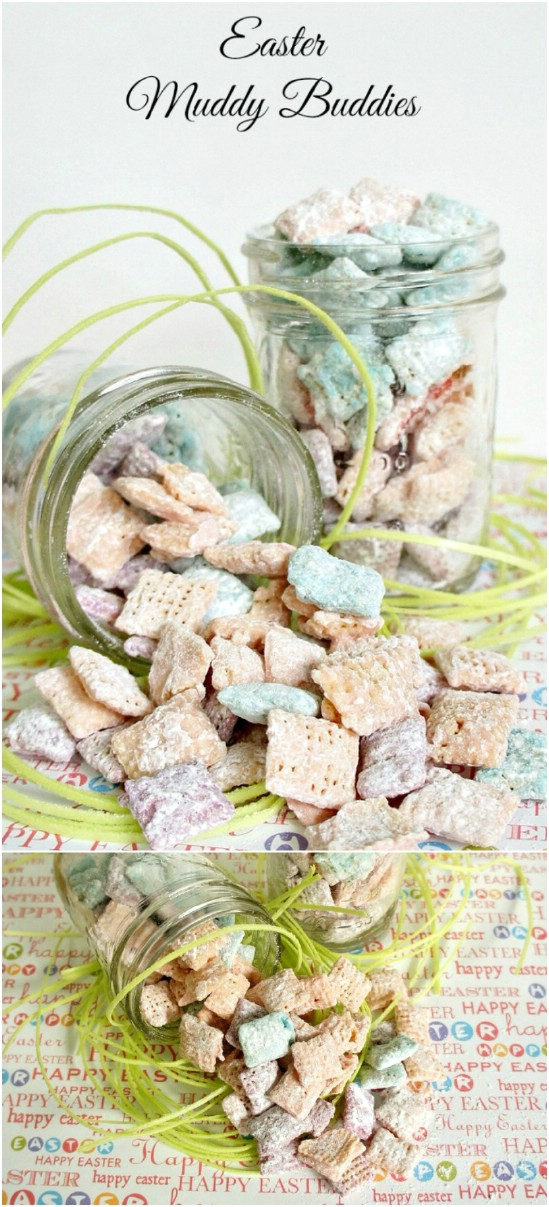 16 easter muddie easter jar crafts diyncrafts Wonderful Mason Jar Easter Crafts You Can Gift And Décor Your Home