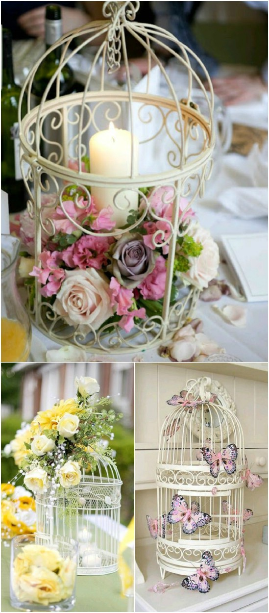 5 decor bird cages diyncrafts spring porch decorations 16 Inspiring DIY Spring Porch Decorating Ideas