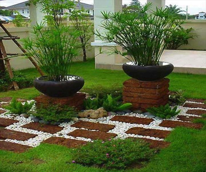 780x1040 lswhlokeka DIY Amazing Garden of Rocks and Pots You'll Like