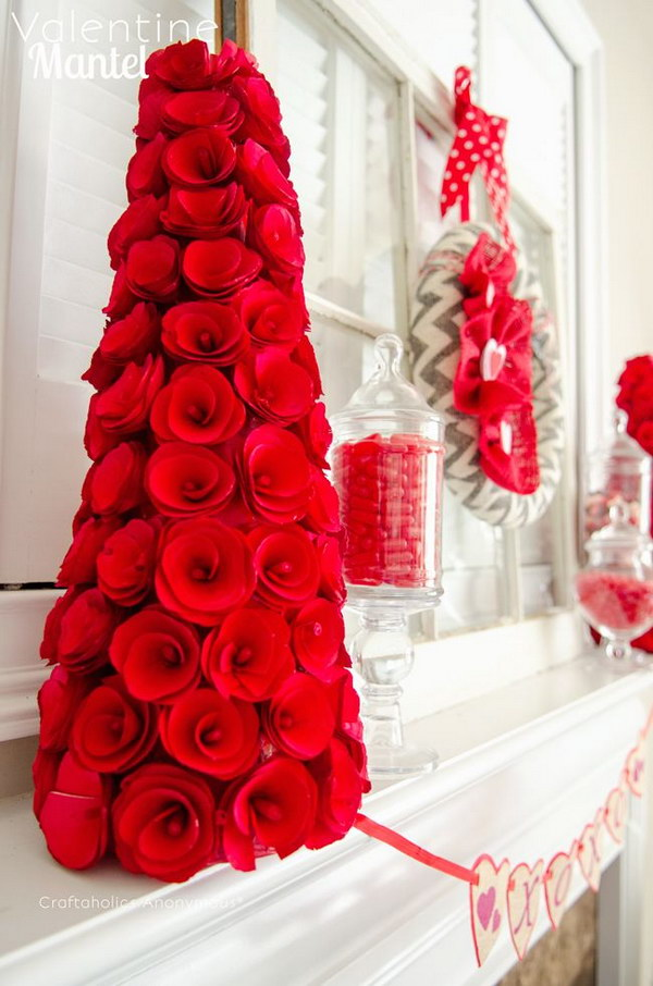17 Lovely Diy Valentine Decorations Ideas You Can Create
