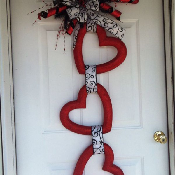 DIY Valentine decorations 16 17 lovely DIY Valentine decorations ideas you can create easily