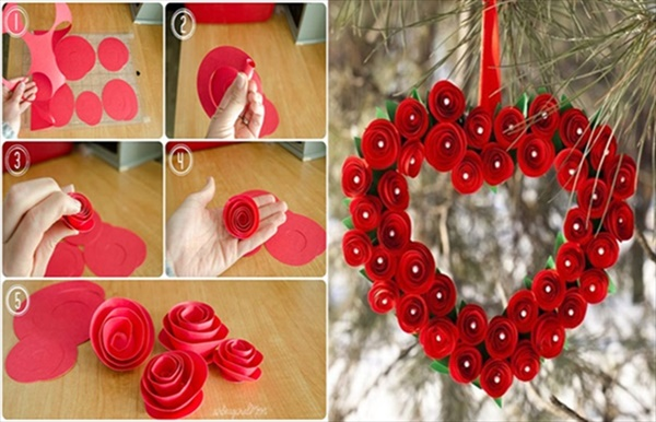 DIY Valentine decorations 2 17 lovely DIY Valentine decorations ideas you can create easily