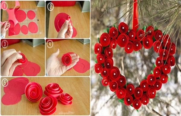 Diy valentines decoration ideas pixshark