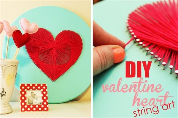 15 Interesting Diy Valentine Crafts Ideas Everyone Can Try Diy