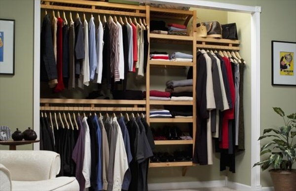 15 Genius DIY Closet Organization Ideas And Projects DIY