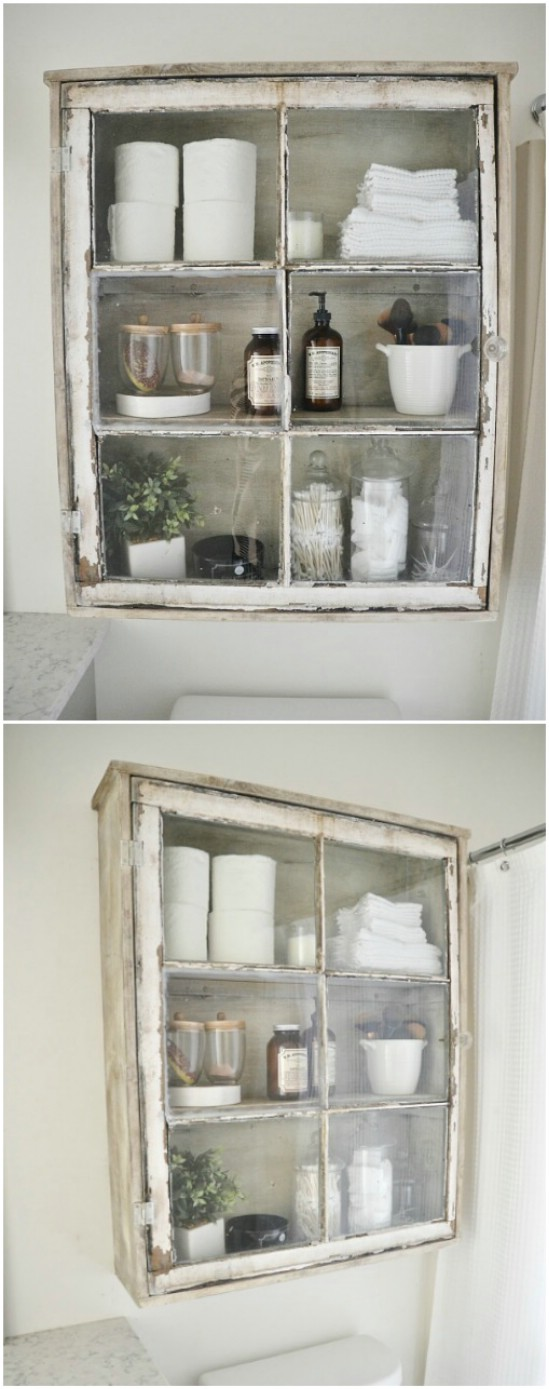 Recycling ideas for old windows you will amaze diy home for Old window craft projects
