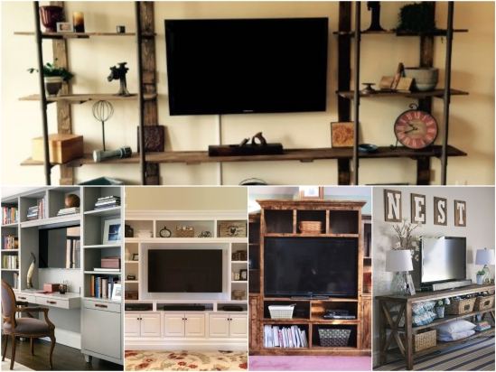 Diy Projects DIY projects to make over your media center