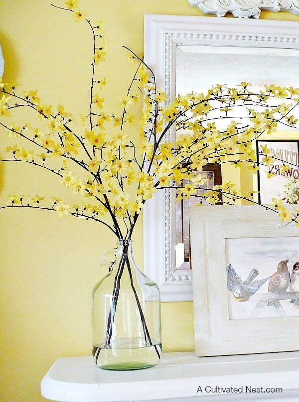 Spring Decorating Ideas For The Home Part - 48: 02 Spring Decor Ideas Homebnc Spring Decorating Ideas That Will Brighten Up  Your Home