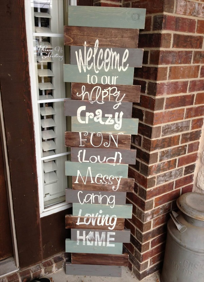 10 front porch sign ideas and DIY projects  Gorgeous DIY Front Porch Sign Ideas to Beautify Your Home