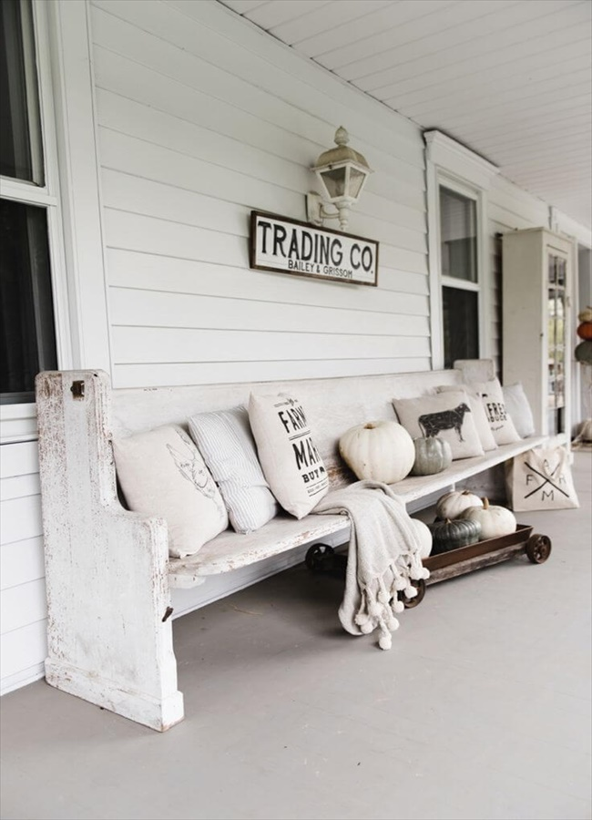 15 front porch sign ideas and DIY projects  Gorgeous DIY Front Porch Sign Ideas to Beautify Your Home