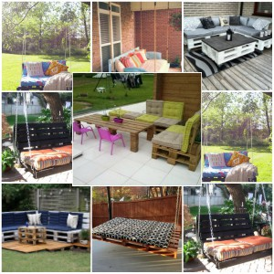 Outdoor Pallet Furniture Ideas For Your Garden