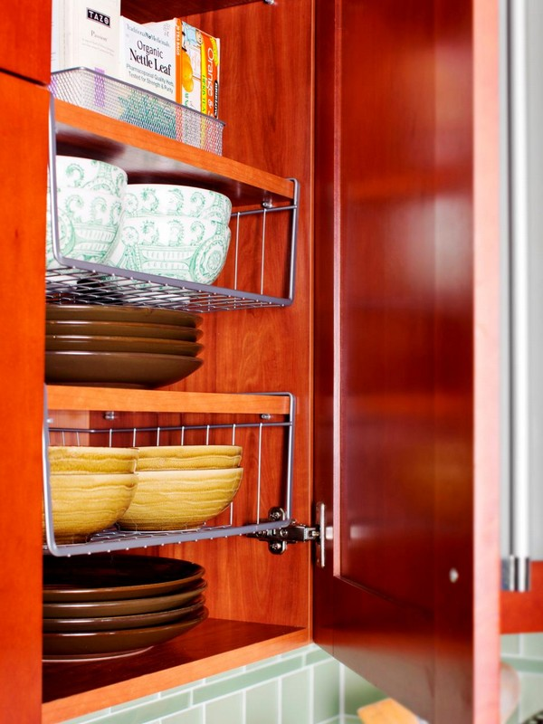 Kitchen Organized 12 The ART In LIFE  DIY Kitchen Organization Ideas to Keep Your Kitchen Cleaned Every Time