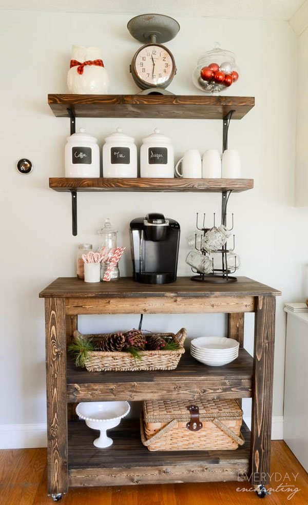 Kitchen Organized 7 The ART In LIFE  DIY Kitchen Organization Ideas to Keep Your Kitchen Cleaned Every Time