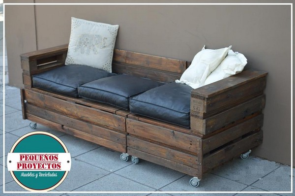 Recycled Wood Pallets Achievements Outdoor Pallet Furniture Ideas For Your Garden