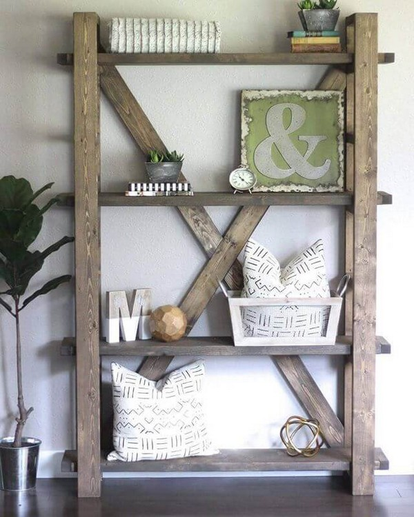 Shelves 14 The ART In LIFE DIY Shelves Ideas That Will Make Your Home Creative