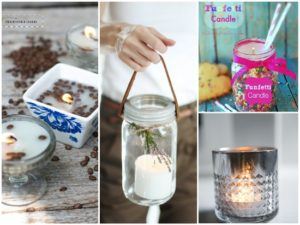 Cute Candle and Votive Ideas You Can Make Easily At Home