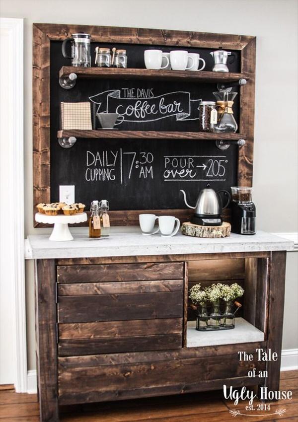cofee bar