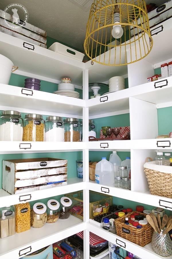 Interesting Diy Pantry Organization Ideas That Will Amaze You Diy Home Decor