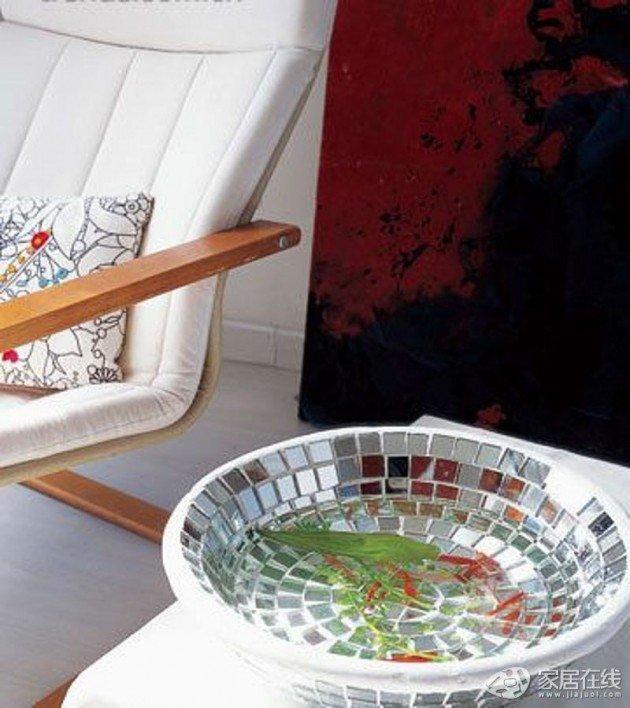 1124 630x708 Genius Crafty DIY Ideas to Use of Broken Mirror