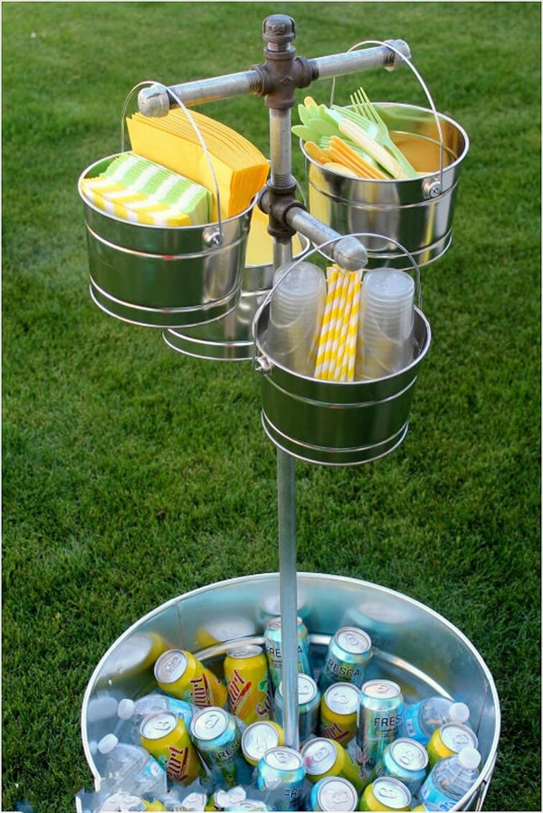 DIY Outdoor Bar Ideas That Will Beautify Your Outdoor ...