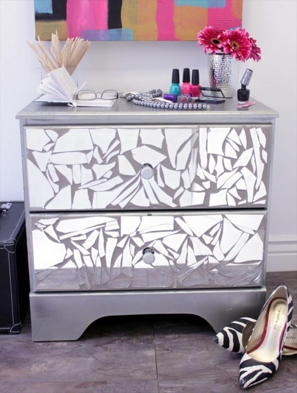 230 630x833 Genius Crafty DIY Ideas to Use of Broken Mirror