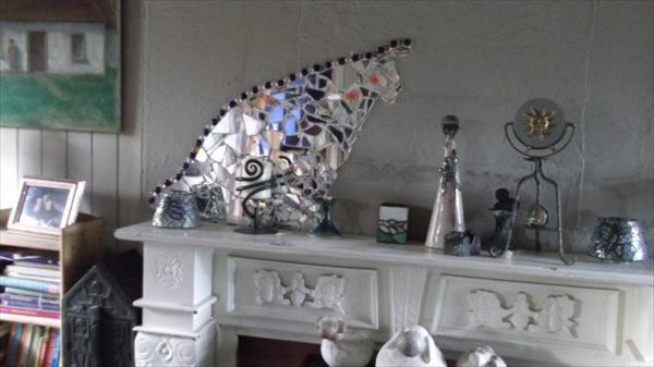 724 630x354 Genius Crafty DIY Ideas to Use of Broken Mirror