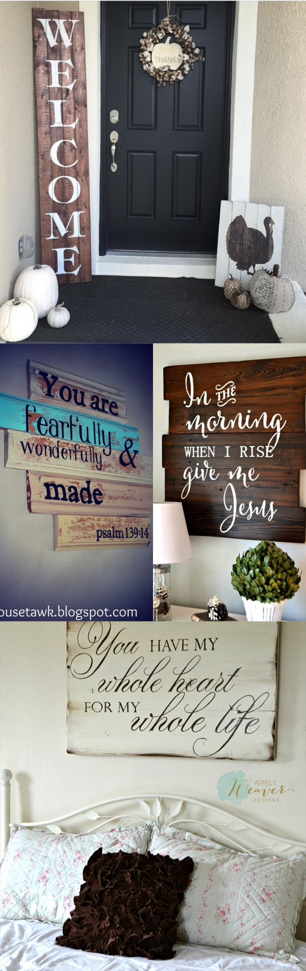 Amazing Wood Sign Ideas That Will Give A Rustic Look To Your Home 2 Amazing Wood Sign Ideas That Will Give A Rustic Look To Your Home