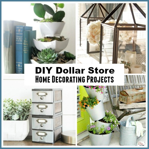 The Decorating Store: Dollar Store Home Organizing Ideas That Will Make Your