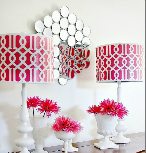 DIY Dollar Store Mirror Dollar Store Home Organizing Ideas