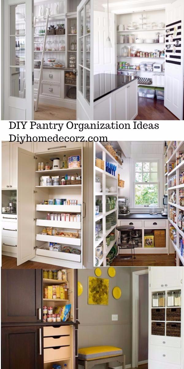 interesting diy pantry organization ideas that will amaze