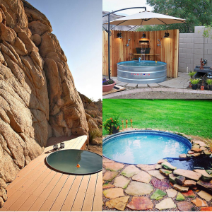 DIY Stock Tank Pool Ideas That Will Make Your Summer Amazing