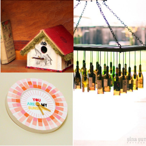 Interesting DIY Upcycling Ideas That Will Beautify Your Home