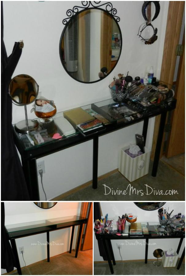 DIY Vanity Table Cheap DIY Makeup Vanity Table Ideas