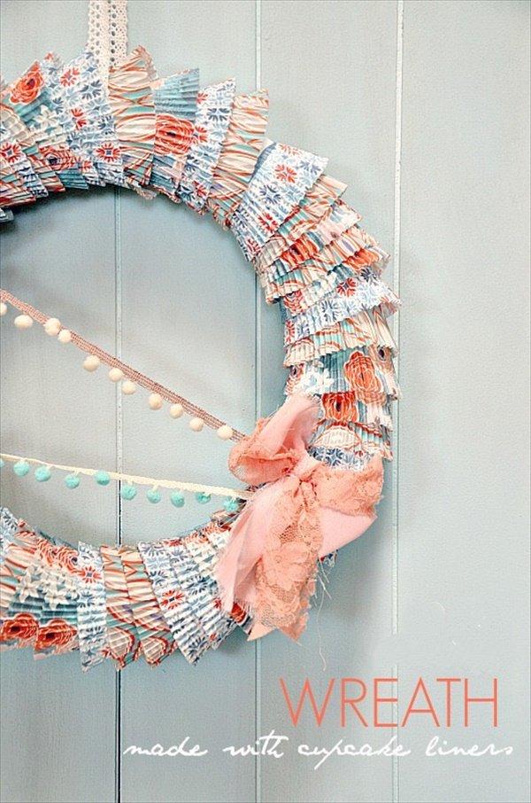 DIY Wreath Tutorial Spring Wreath Ideas That Will Upgrade Your Front Door