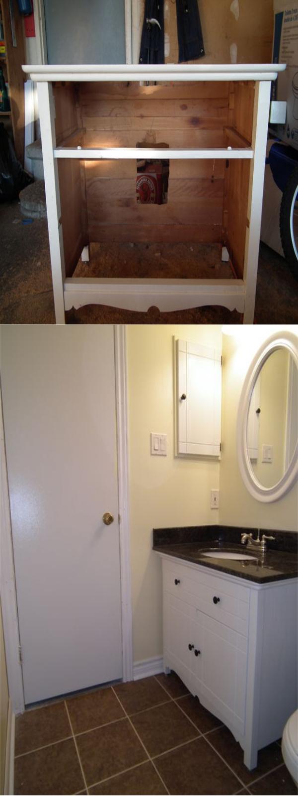 Amazing Diy Bathroom Vanities That Will Beautify Bathroom Diy Homedecorz