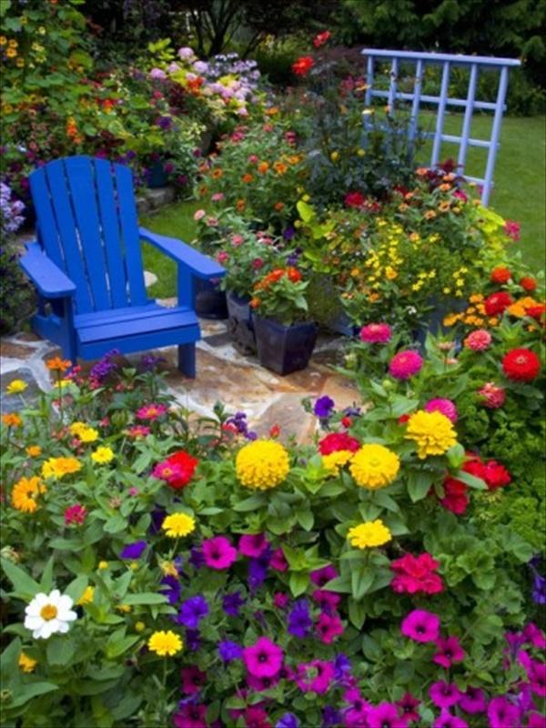 Backyard Flower Decoration Ideas That Will Make It Unique