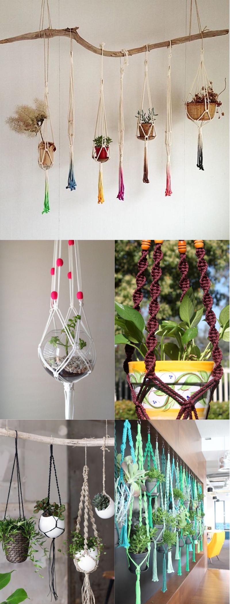 Diy Macram Plant Hanger Ideas That Will Beautify Your