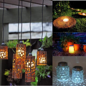 Solar Lights Projects That Will Beautify Your Outdoor Place