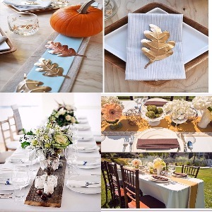 Beautiful DIY Table Runner Ideas That Will Beatify Your Home