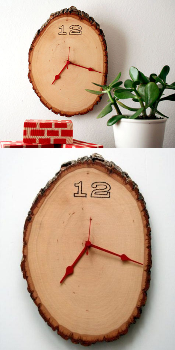 Amazing Diy Wall Clock Ideas That Will Make Your Home