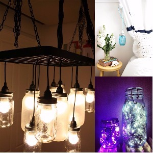 13 DIY Mason Jar Lights Ideas to Make Your Garden Romantic