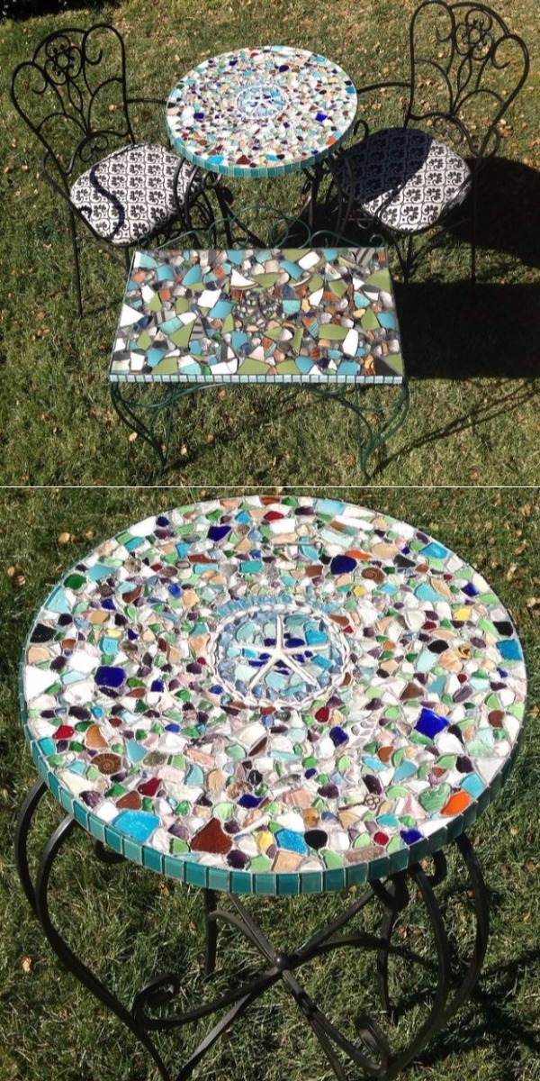 15 mind blowing mosaic projects for your indoor and