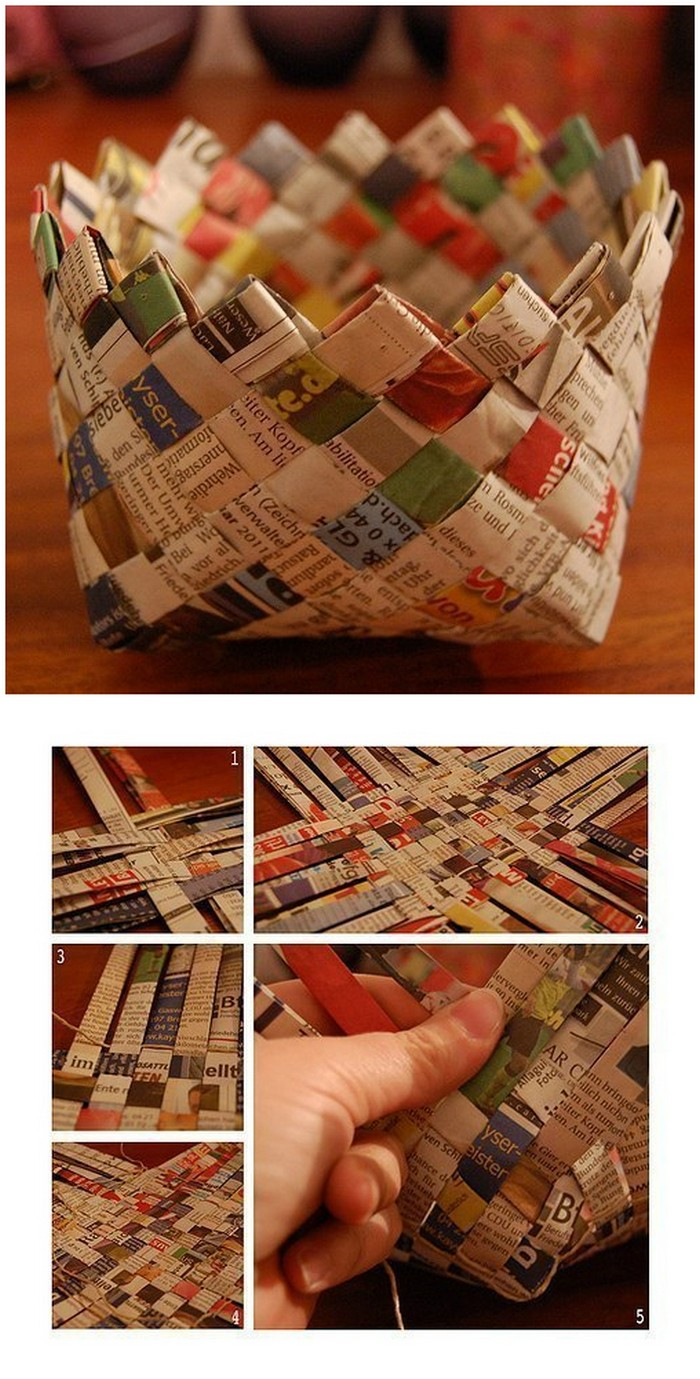 recycle magazines