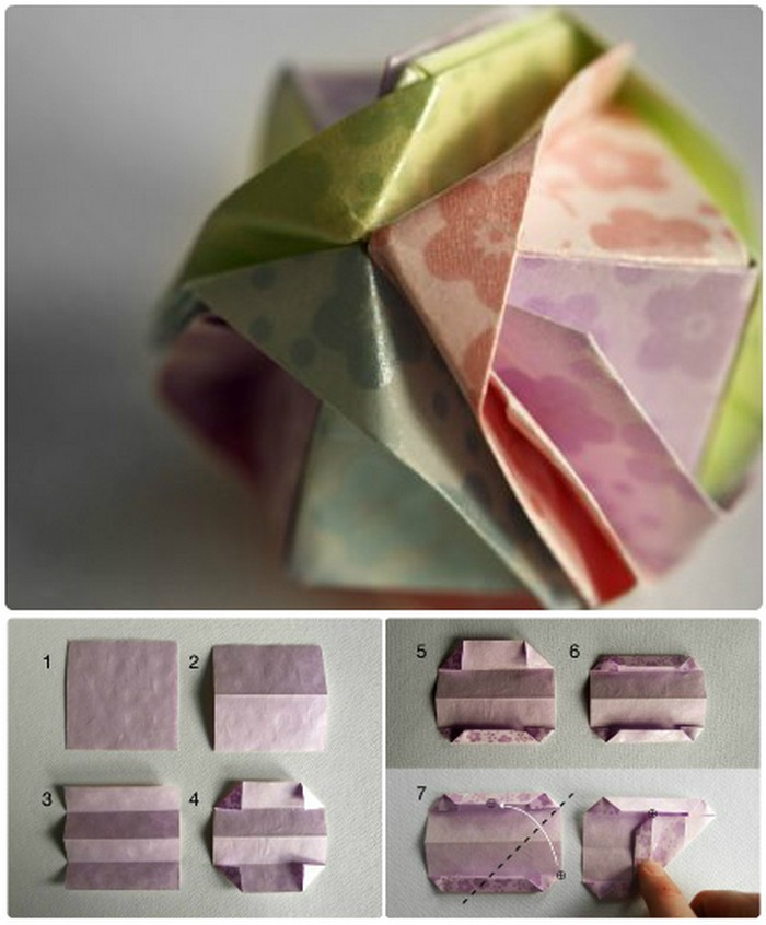 Bloomin Box Wrapping Paper Crafts For Home Decor