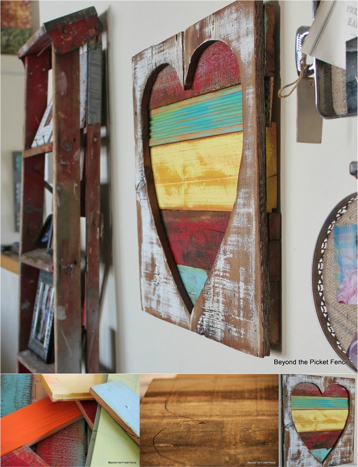 DIY Rustic Wall Decoration Ideas • DIY Home Decor