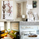 DIY Rustic Wall Decoration Ideas